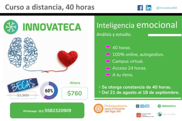 Innovateca Inteligencia Emocional.