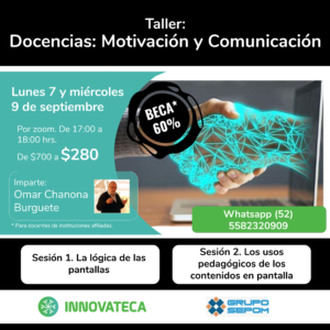 Taller Innovateca 7y9sep20