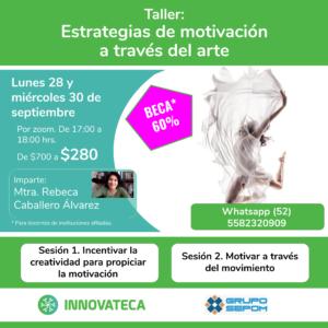 Taller Innovateca 28y30sep20