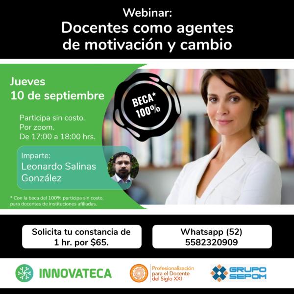 Webinar Innovateca 10sep20