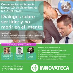 Diálogo Innovateca 10dic20