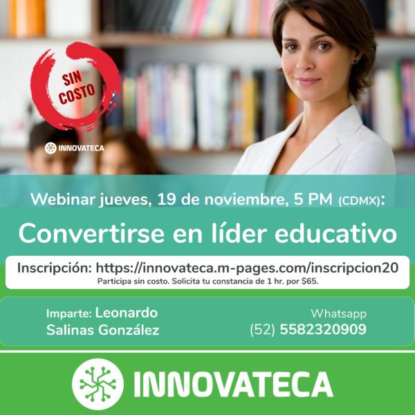 Webinar Innovateca 19nov20