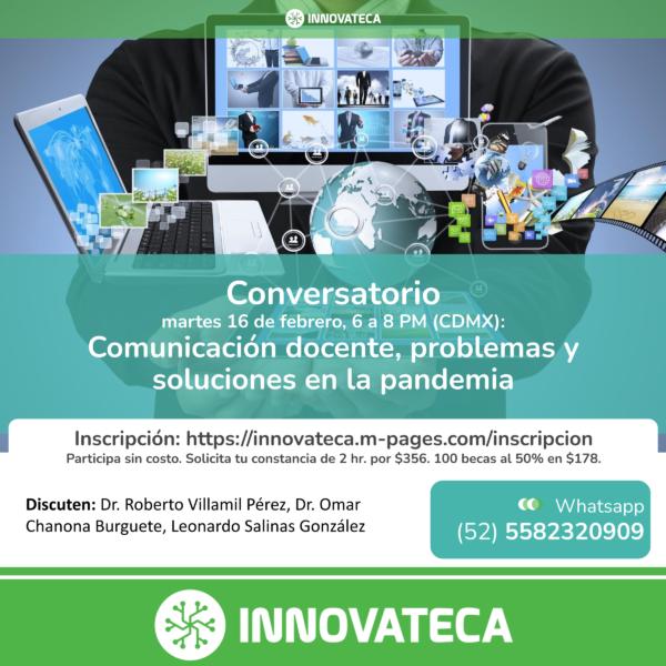 Conversatorio Innovateca