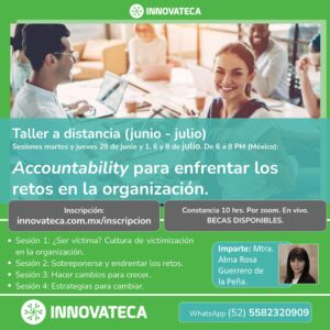 Taller Innovateca Accountability 2021